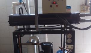 Cung cấp & lắp đặt hệ thống sấy lạnh cho Công Ty DANIFOODS.