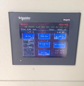 Hệ thống giám sát tự động PLC